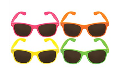 Picture of Neon Sunglasses