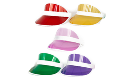 Picture of Rainbow Sun Visor